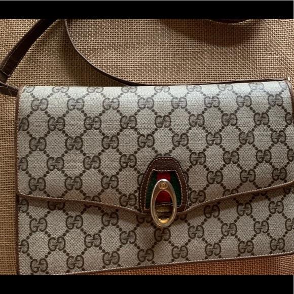 b05c08468336 Gucci Bags | Small Genuine Vintage Bag | Poshmark